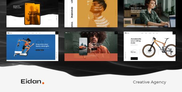 Eidan WordPress Theme