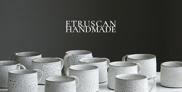 Etruscan WordPress Theme